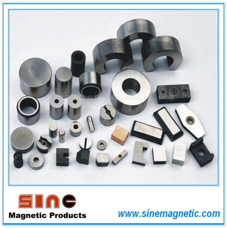 High Temperature Strong Permanent Magnetic Material
