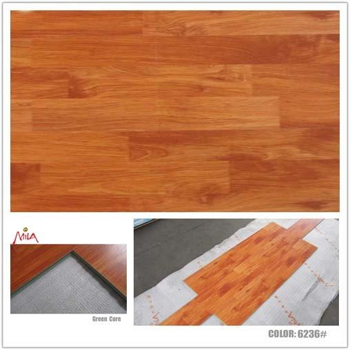 China high quality embossed laminate flooring photos for High quality laminate flooring
