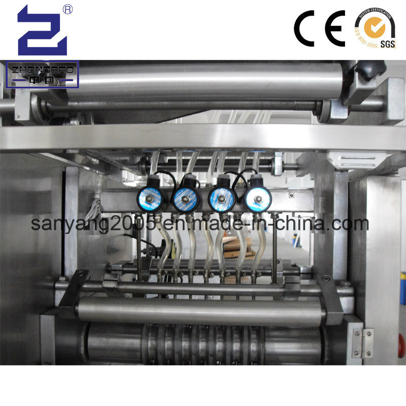 Liquid 4 Side Sealing & Multi-Lane Packing Machine