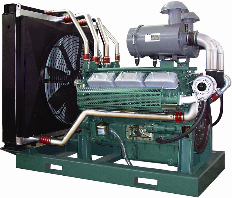Wandi Diesel Engine for Generator (353kw/480HP)