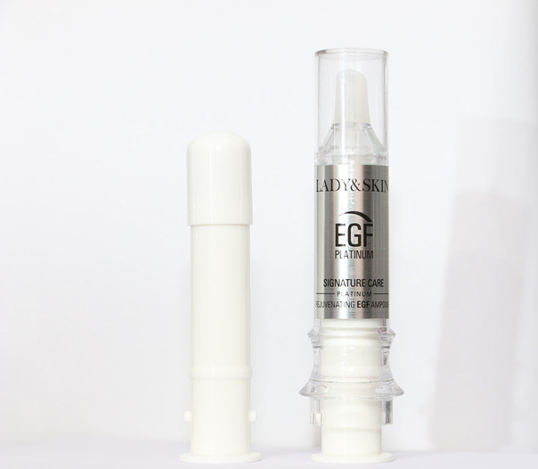Needle Sylinder Eye Cream Bottles
