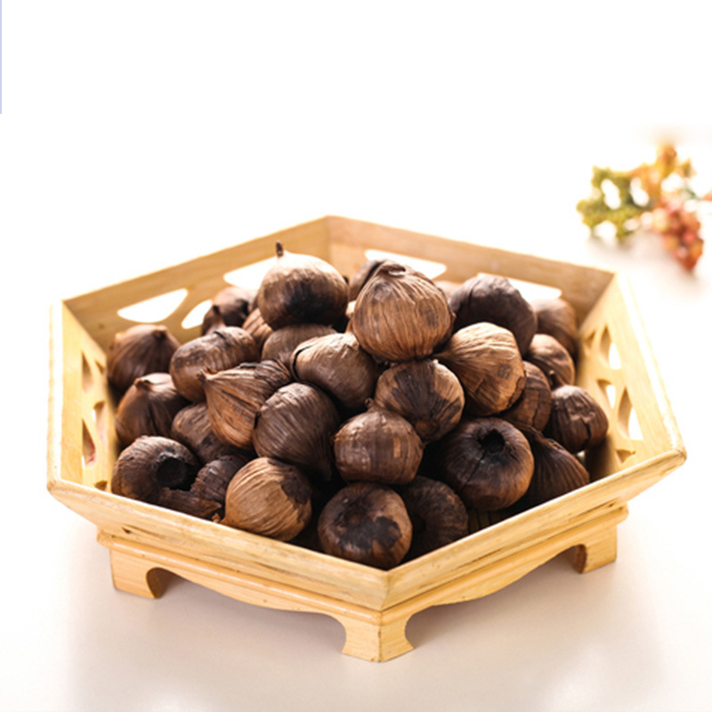 Good Taste Fermented Black Garlic 6 Cm Bulbs (150g/can)