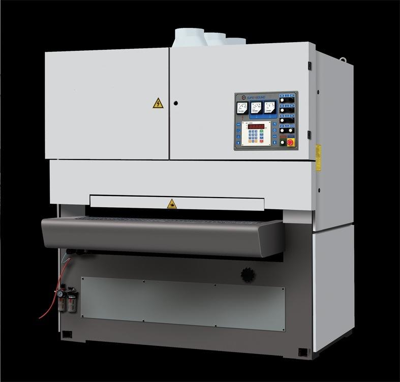 1300mm Width Plywood Sanding Machine