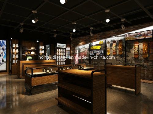 Outdoor Goods Store Fixture, Retail Shopfitting