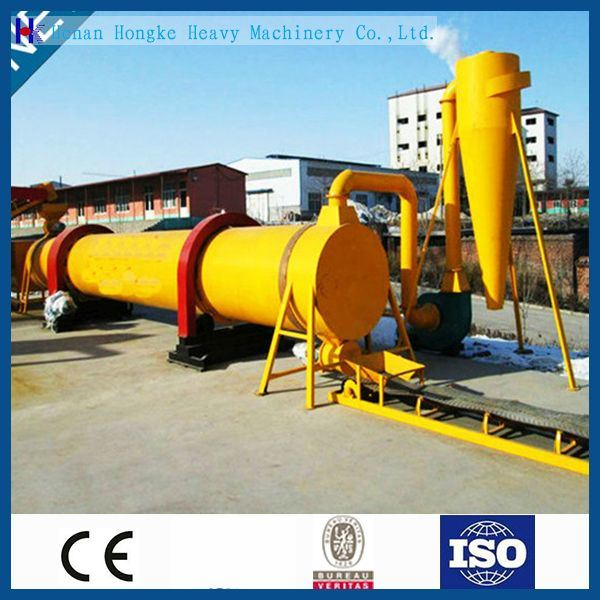 Hot Sale China Industrial Sawdust Small Rotary Dryer