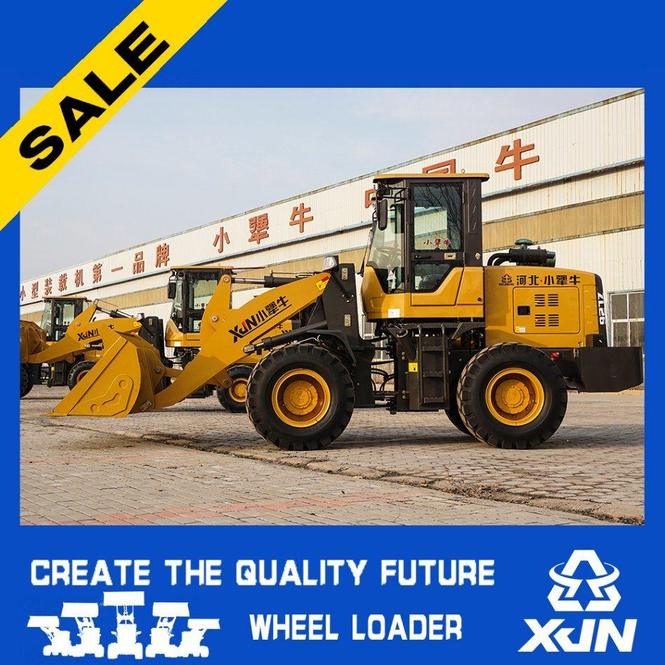 Mini Wheel Loader Zl26, Rad Loder, Small Wheel Loader for Sale