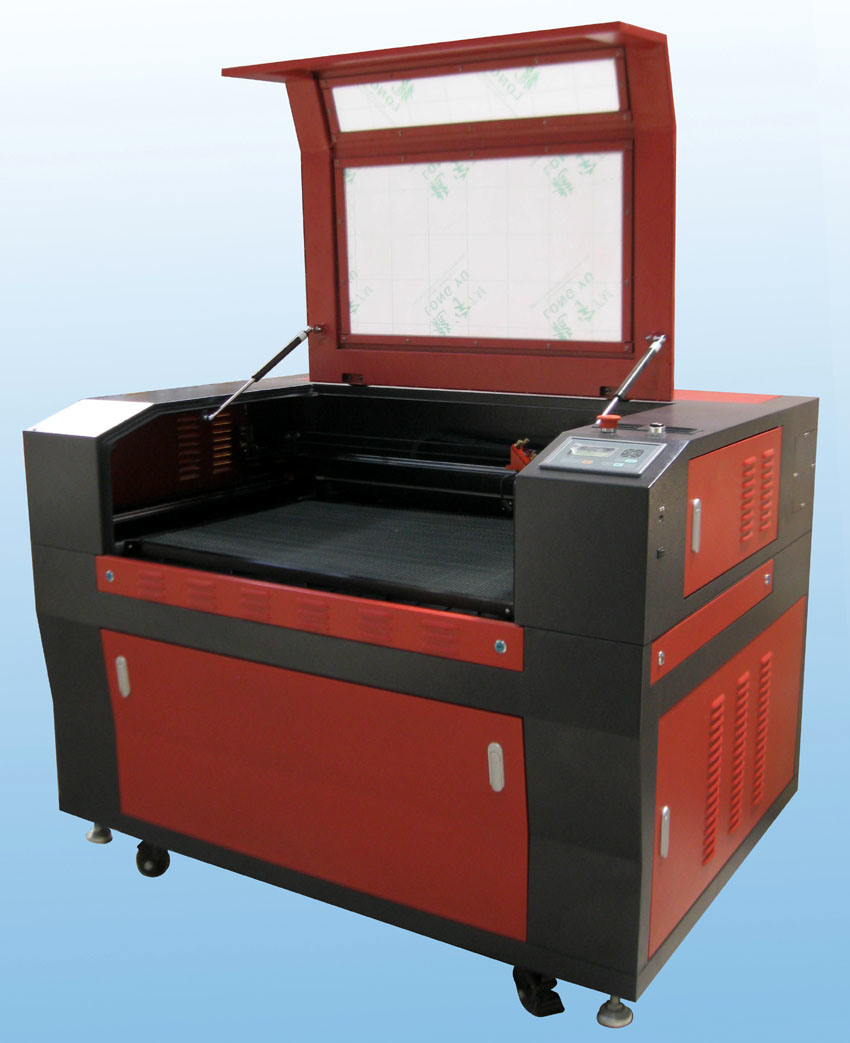 High-Speed CO2 Laser Engraving Machine and Laser Cutting Machine