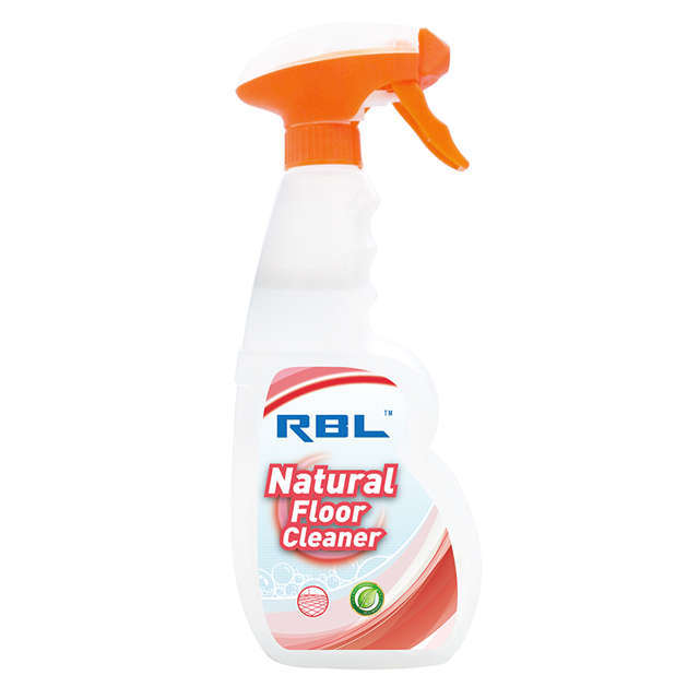 Rbl Natural Floor Cleaner 500ml Detergent Bio-Degreaser