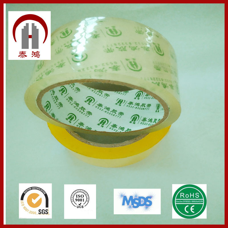 Adhesive Packing BOPP Tape for Carton Sealing