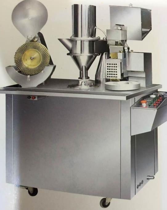 Semi Automatic Capsules Filling Machine