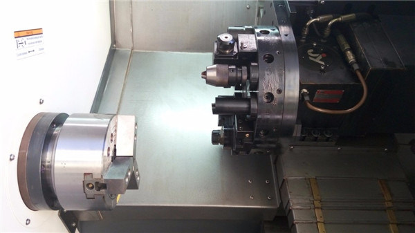 Fanuc CNC Lathe Slant Bed CNC Turning Center CNC Milling Lathe Ck6440