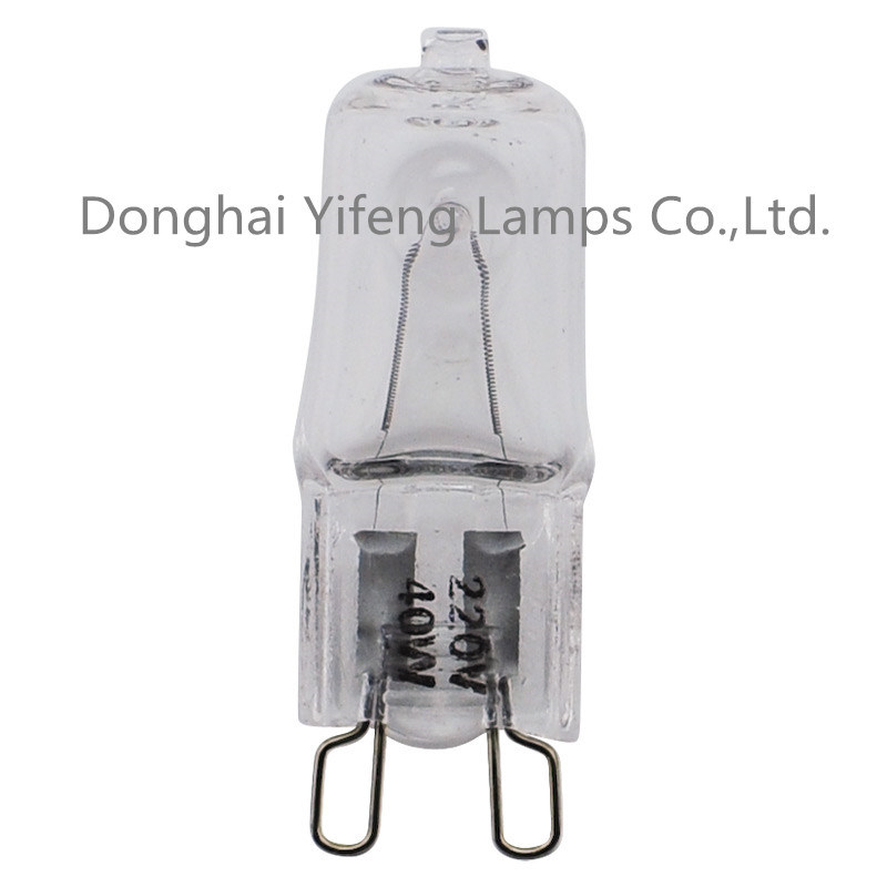 Eco G9 Halogen Capsule with CE/RoHS Approved