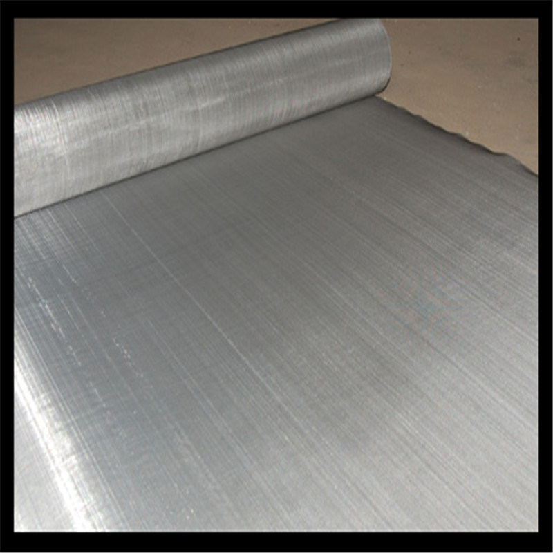 SUS 304 316 Stainless Steel Woven Wire Mesh