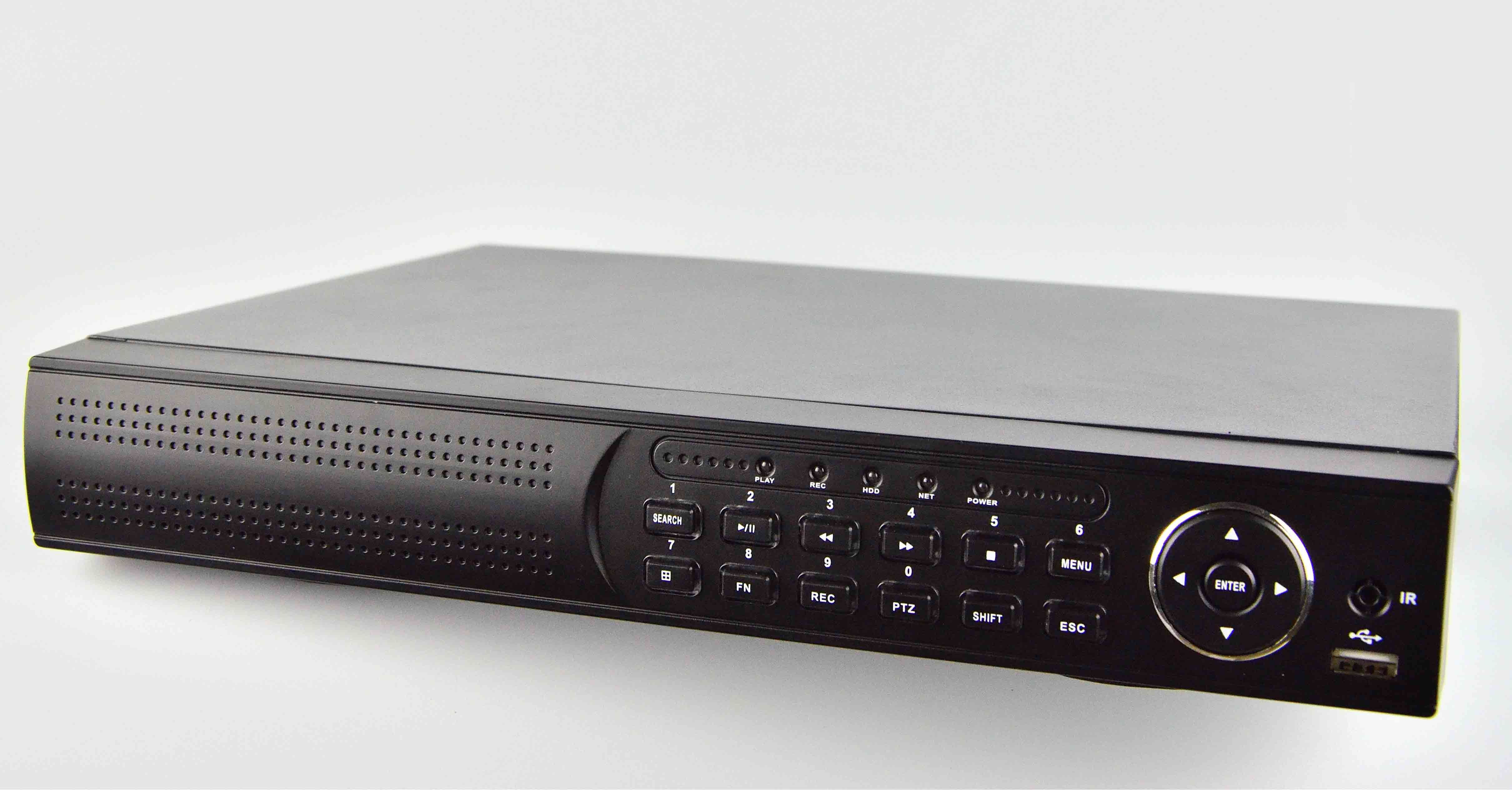 16CH (D1) H. 264 CCTV Security Camera DVR (EV-CH16-N1307)