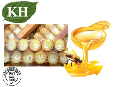 High Nutrition Supplements Royal Jelly Powder 4%, 5% 10-Had