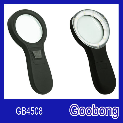 10LED Portable Reading Magnifier for Old People