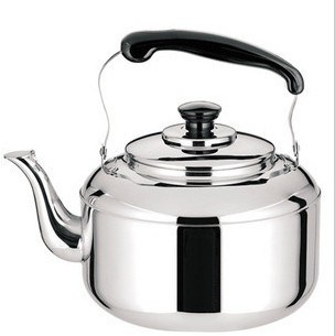 Stainless Steel Water Kettle with Mirror Polishing