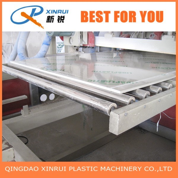 PVC Plastic Foam Board Extrusion Machine