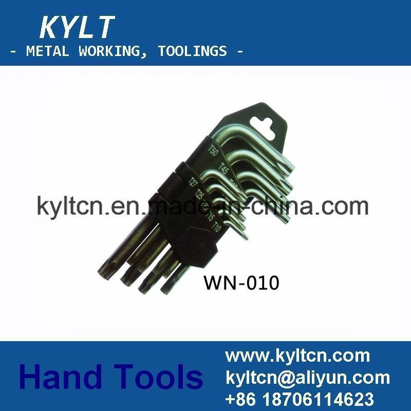 China OEM Longest Chrome Plated Hexagonal Key