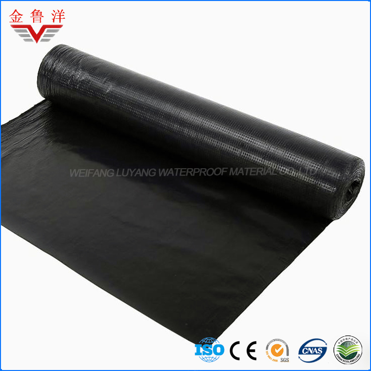 China Supply High Quality Sbs Modified Bitumen Waterproof Membrane