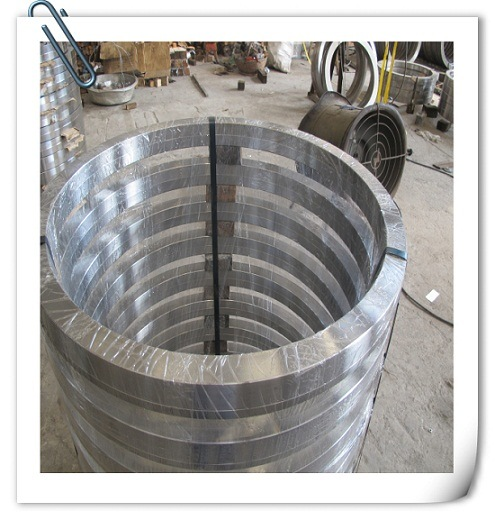 SAE1015 Steel Carbon Steel Ring Forging
