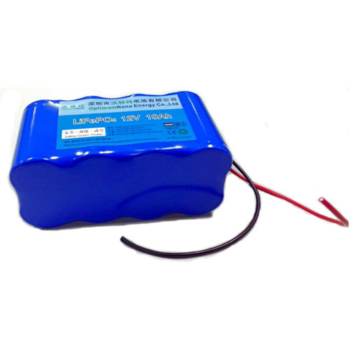 China Lithium Small 12 Volt Battery 10ah With Charger