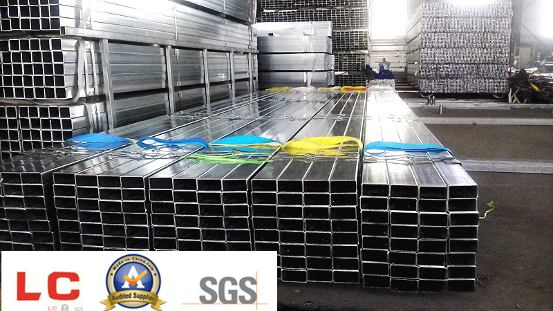 Pre-Galvanized Square/Rectangular Tube