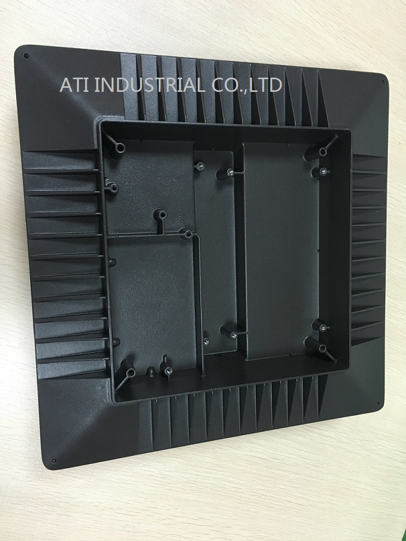 Aluminum Brass Heat Sink Part/ Heat Sink Factory/Die Casting Heatsink Parts CNC Machining Heat Sink Factory
