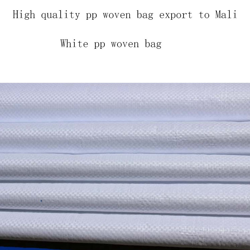 PP Woven Bag Export to Mali for Packing Fish Meal