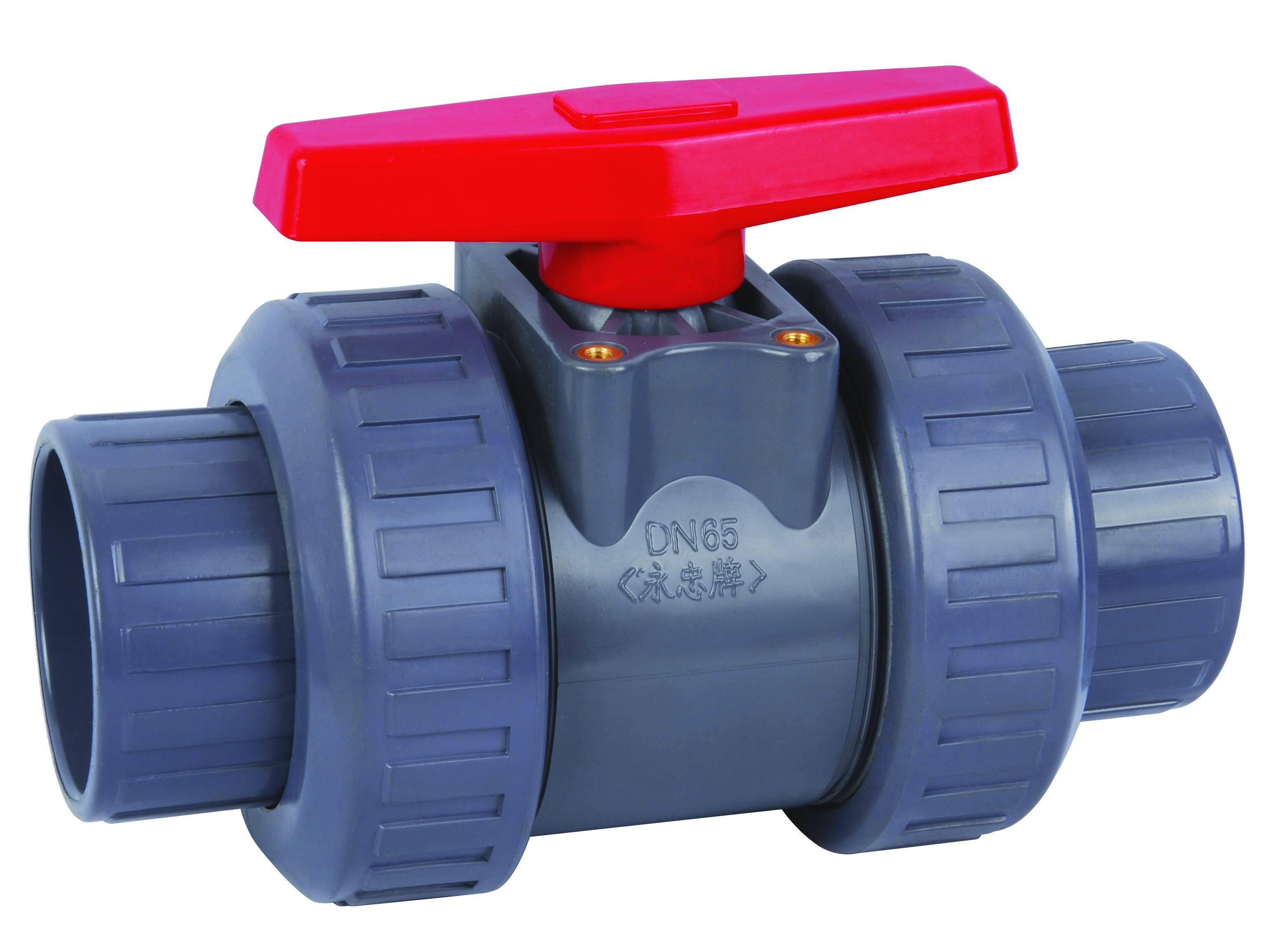 Good Quality Plastic Ball Valve