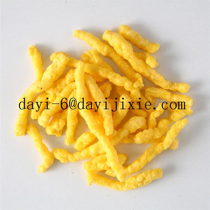 Cheetos Kurkure Puffs Cheese Snack Food Extruder