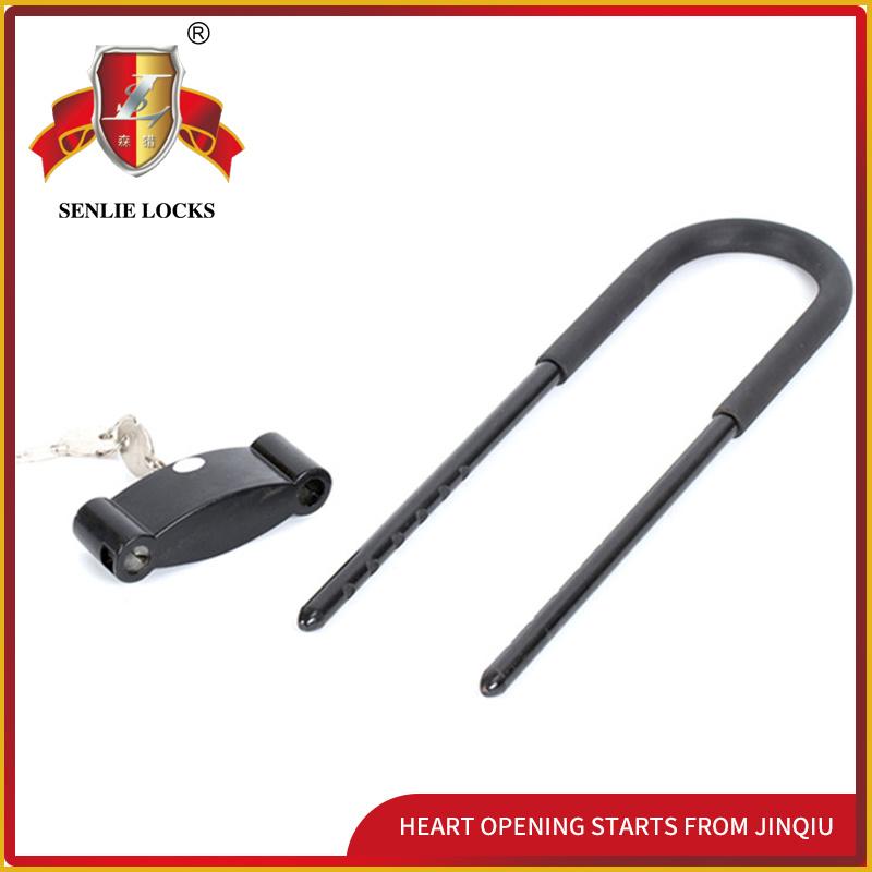 Jq8106 High Quality Durable U Shape Locks Bicycle Lock with Pvu
