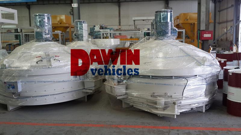 Dawin CE Proven Counter Current Planetary Master Mixers for Scc 500L 1000L 1500L 2000L