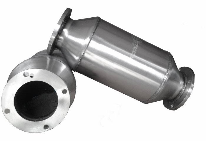 Eur-V Catalytic Converter for Vehicle