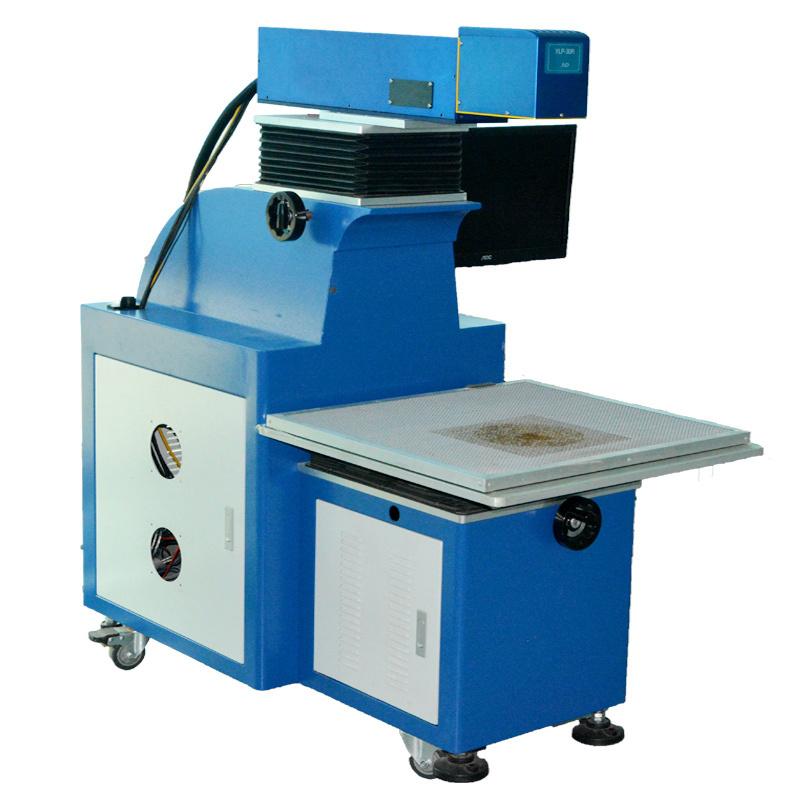 30 Watt Fiber Laser Type CNC 3D Surface Engraver Laser Machine