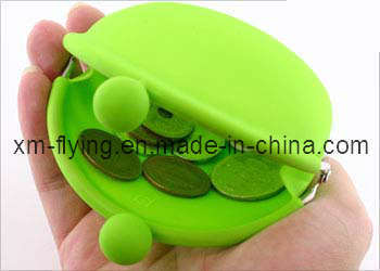 Silicone Wallet for Coin and Key