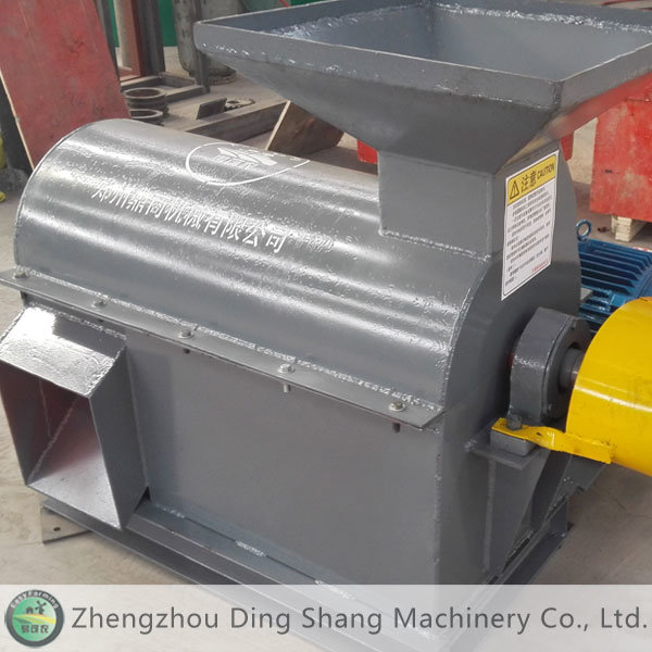 Single Pole Crusher for Semi Wet Material Bsfs-60