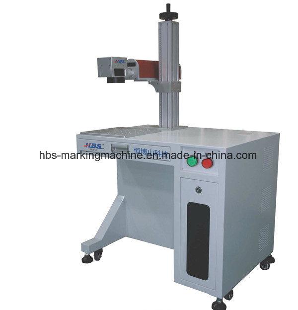 30W Aluminium Oxide Marking Mopa Fiber Laser Marking Machine