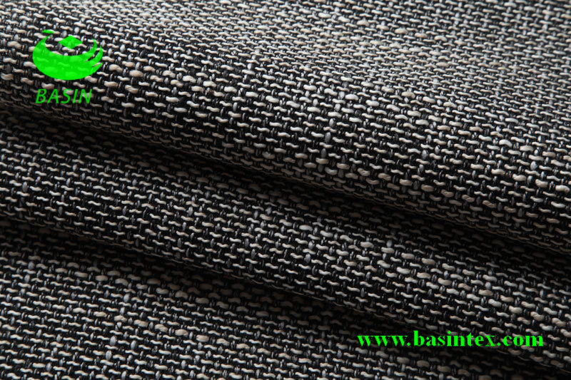 Faux Linen Fabric (BS6041)
