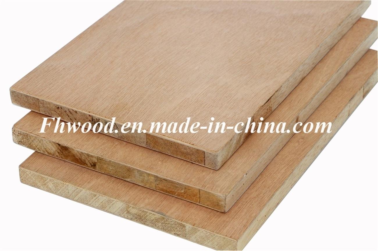 Blockboard with Falcata Core for Furniture
