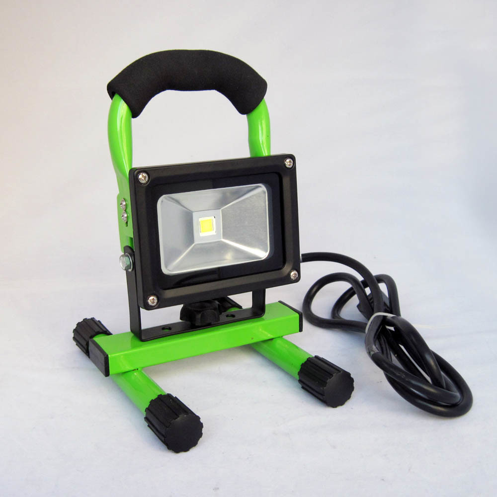 China High Power Outdoor Portable Stand 10W LED Flood