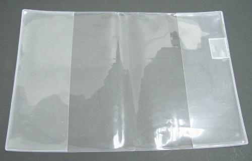 Popular PVC Transparent Book Cover