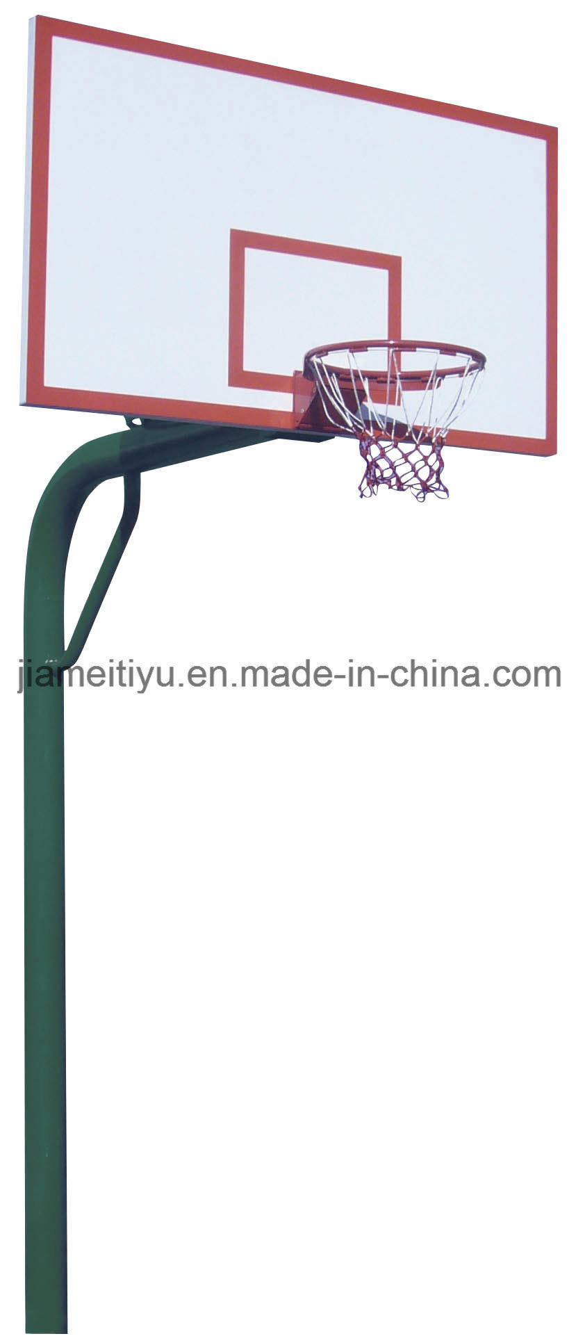 Professional Playground Equipment Basketball Stand Jm-1012xo