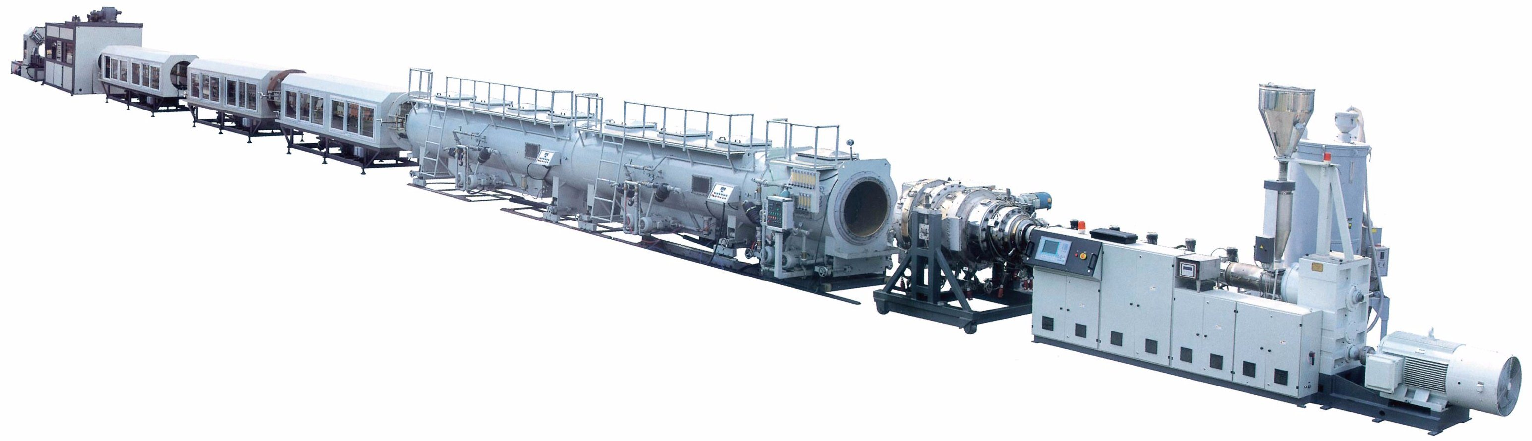 Dia. 16-1600 HDPE Pipe Production Line