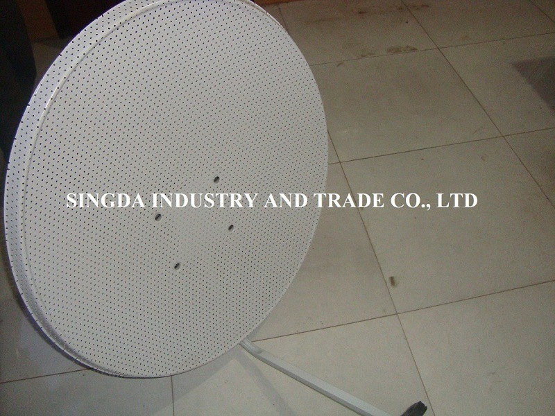Mesh Ku-Band 60cm Satellite Dish (wind-resistant)
