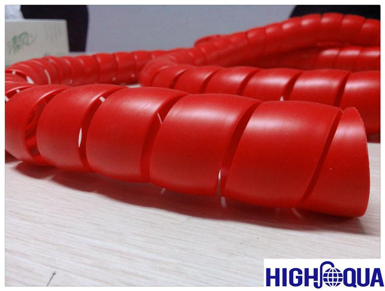 Plastic Spiral Hose Guard