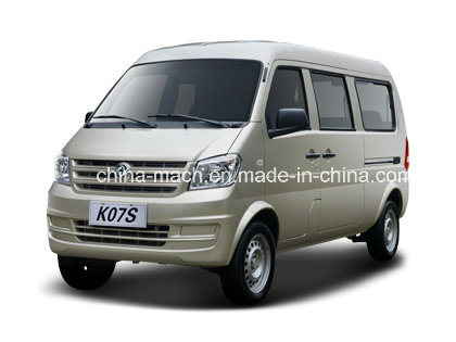 China Cheapest/Lowest Dongfeng/DFAC/Dfm K07s Mini Van/Mini Bus/Mini City Bus/Passenger Car/Car --Rhd&LHD Available