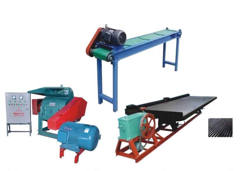 Water Type Waste Copper Wire Separating Machine