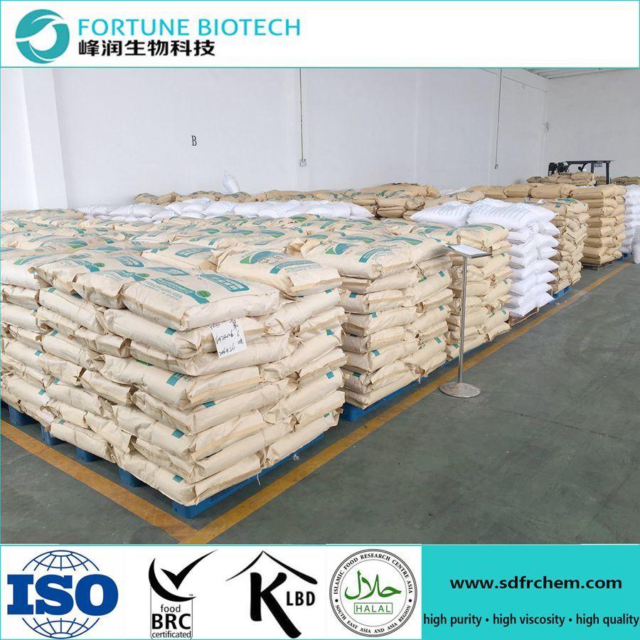 High Viscosity 6 Type CMC Powder for Dairy