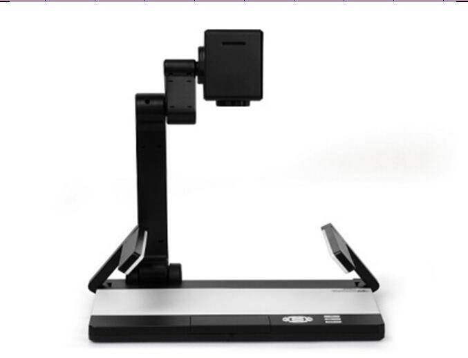 Document Camera 5 Mega Pixels USB VGA HDMI Visual Presenter